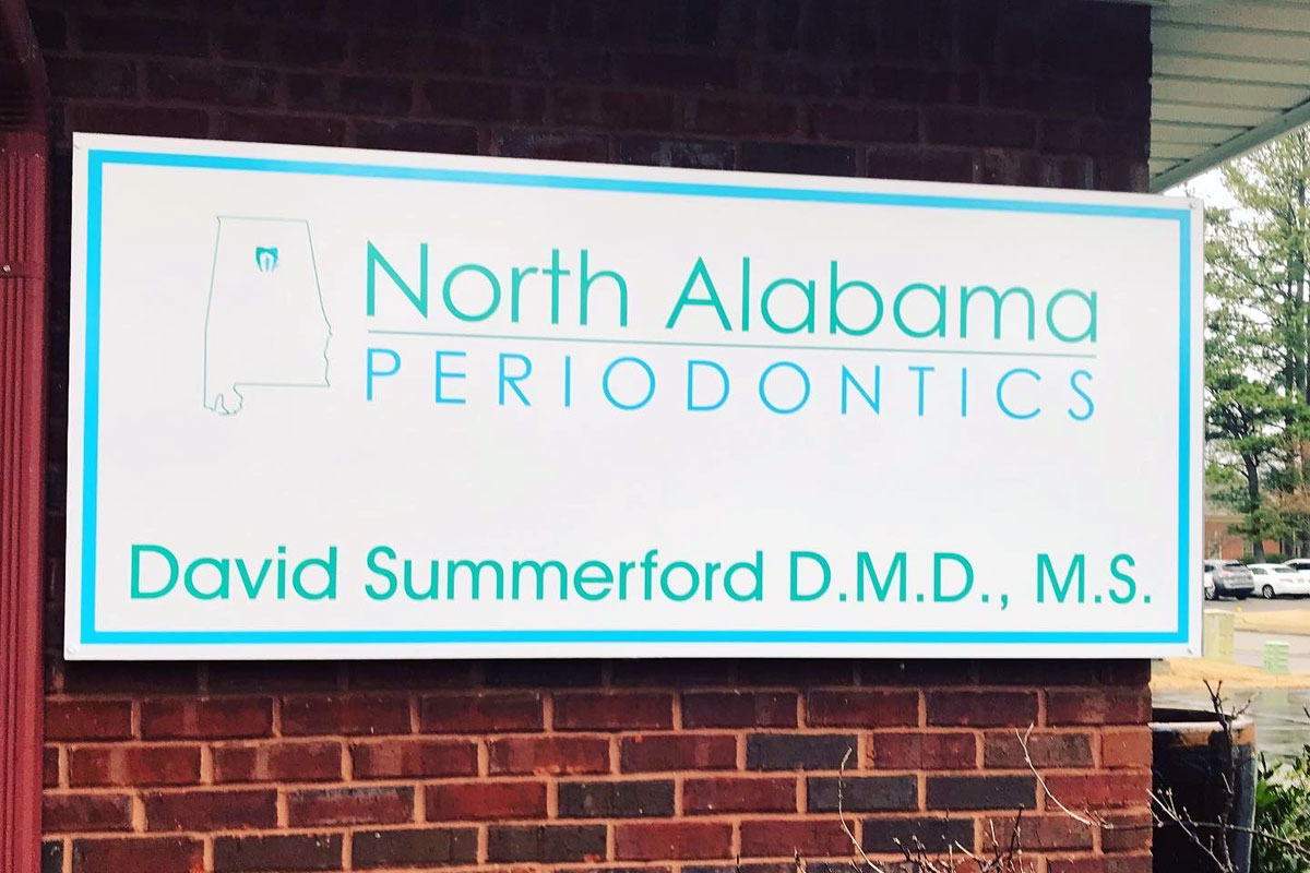 dr david summerford north alabama periodontics